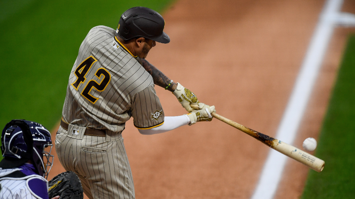 MLB Betting Odds, Picks & Predictions: San Diego Padres vs. Colorado Rockies (Sunday, August 30) article feature image