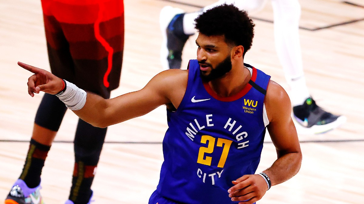 NBA Player Props Odds, Picks: Our Bets for James Harden and Jamal Murray (Wednesday, Aug. 12) article feature image