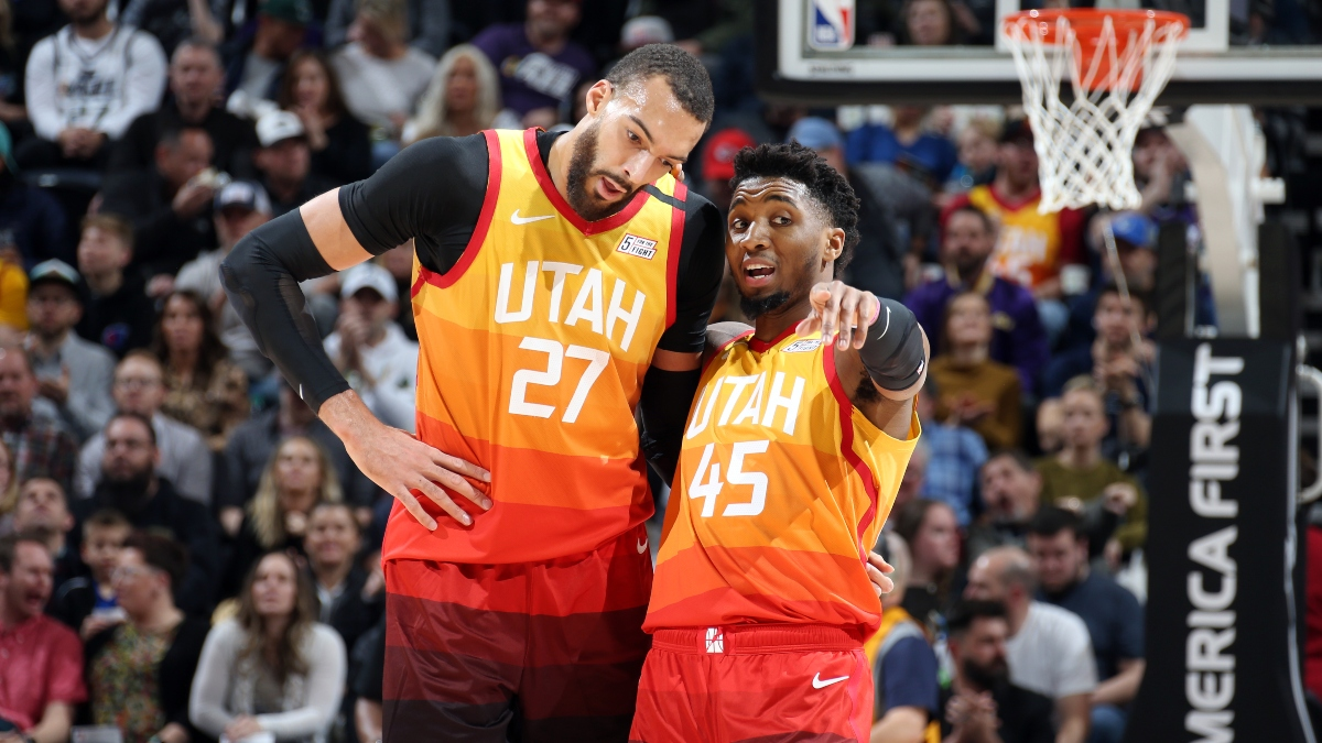 NBA Injury News & Projected Starting Lineups: Latest on Jazz, 76ers, More (Friday, Aug. 7) article feature image
