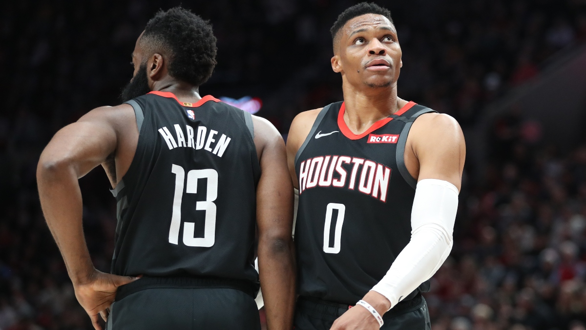 NBA Betting Picks (Tuesday, Aug. 4): Our Staff's Bets for Celtics vs. Heat, Rockets vs. Trail Blazers article feature image