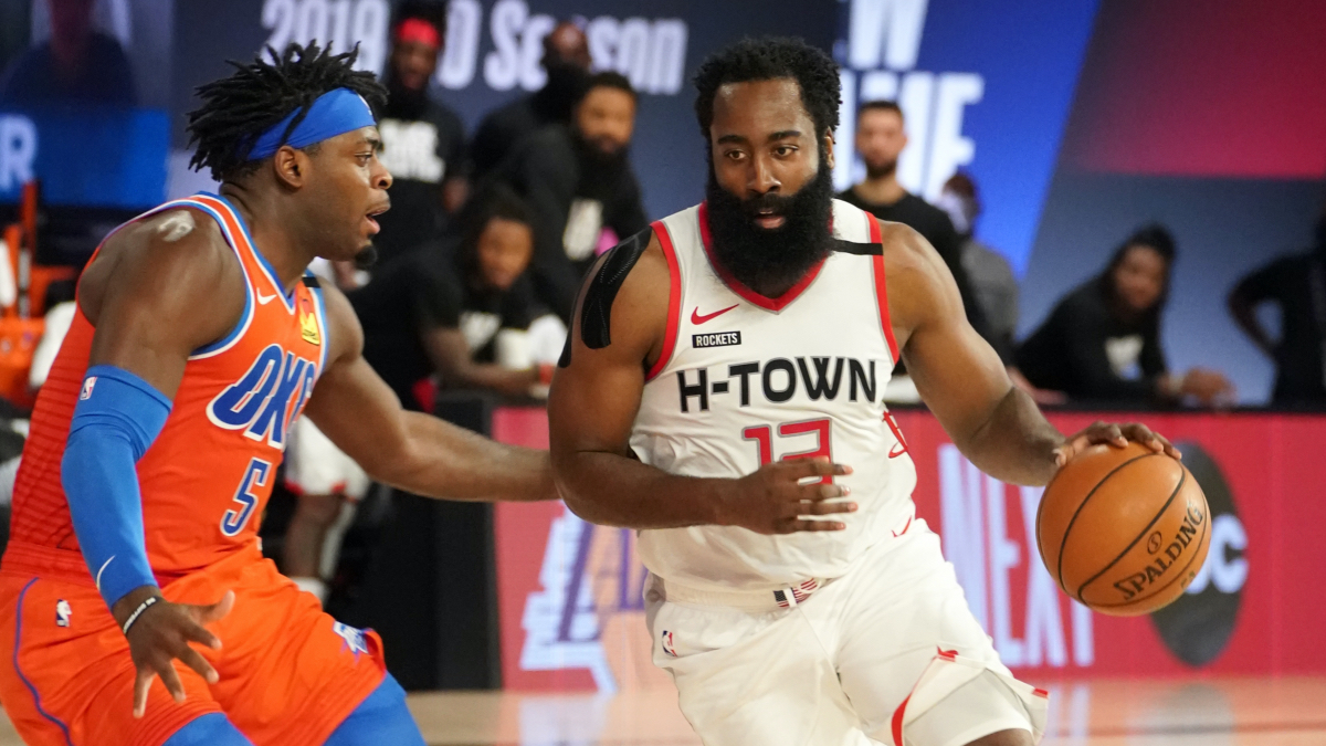 NBA Odds, Picks & Betting Predictions: Rockets vs. Thunder Game 4 (Aug. 24) article feature image