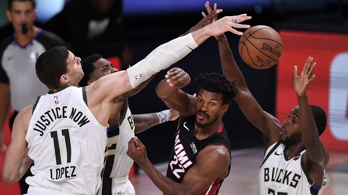 Tuesday Nba Playoffs Betting Odds Picks Predictions Heat Vs Bucks Game 5 Preview Sept 8