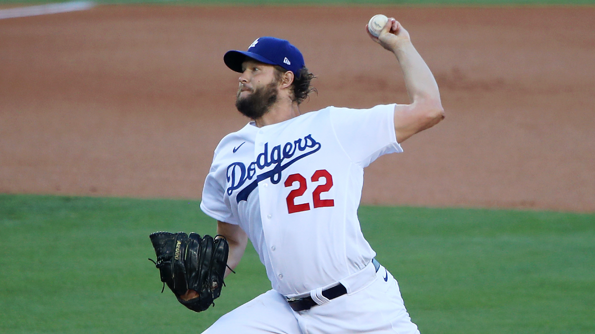 Clayton Kershaw-dodgers-angels-mlb-betting-odds-picks-predictions-winners-friday-august 14