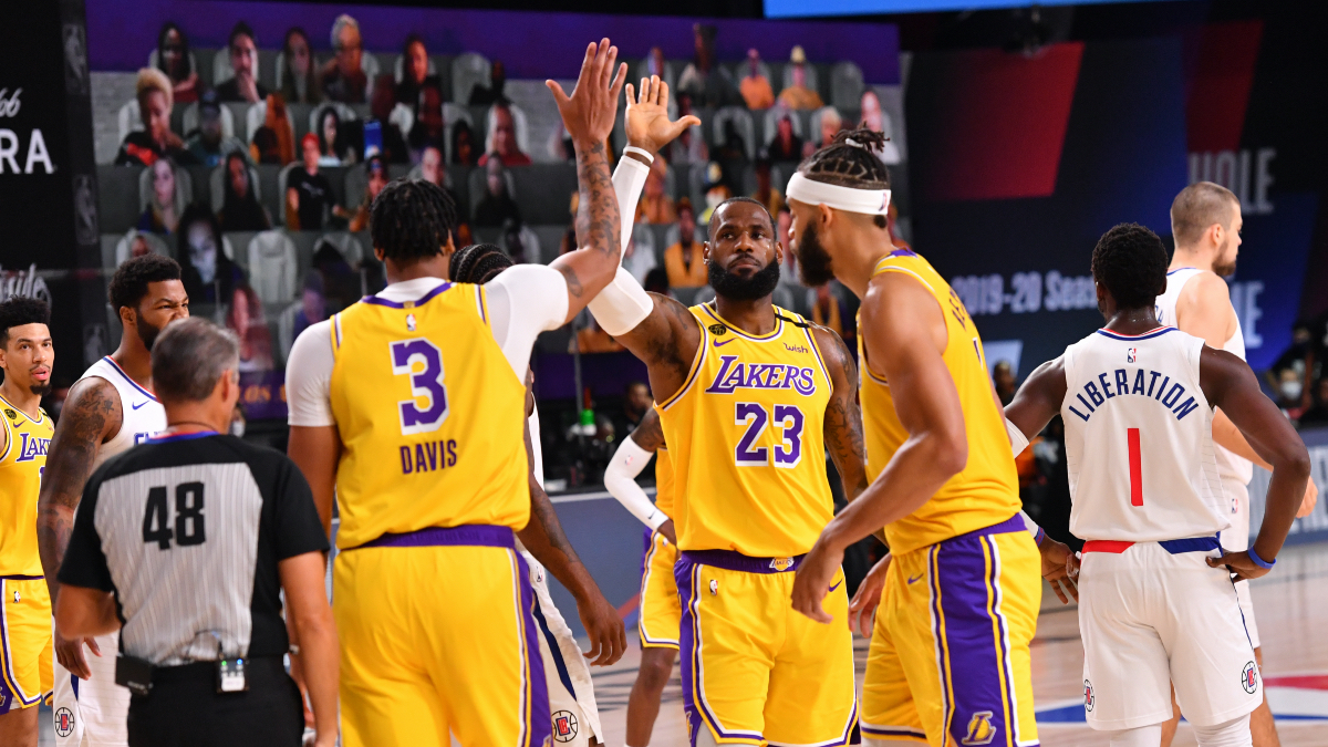 Moore: Why Are NBA Home Teams Performing So Well in the Bubble? article feature image