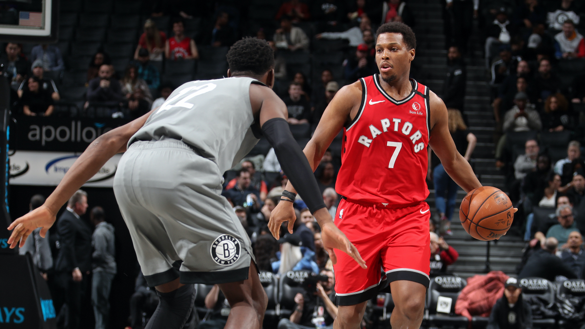 Monday NBA Playoffs Betting Odds & Picks: Count on Raptors Defense vs. Nets in Game 1 (August 17) article feature image
