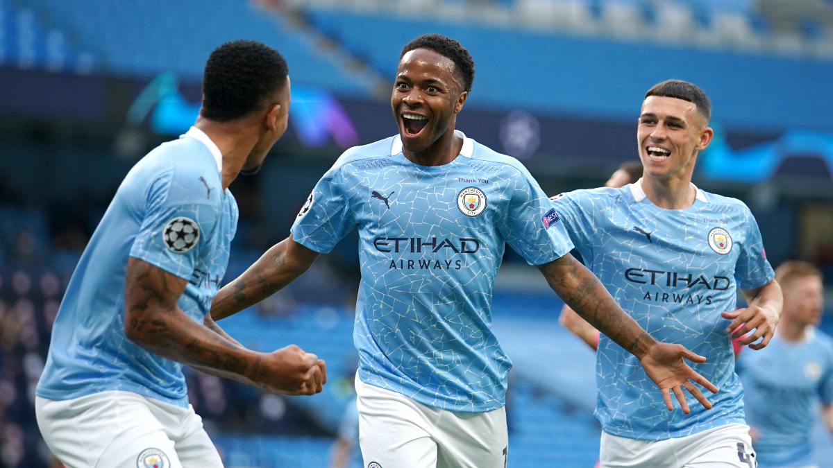 Manchester City vs. Lyon Odds & Picks: Betting Predictions for Saturday's (Aug. 15) Champions League Match article feature image