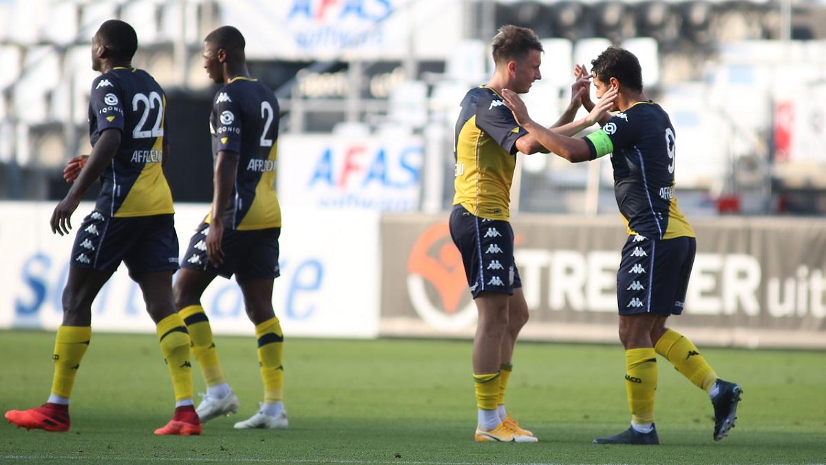 Sunday France Ligue 1 Soccer Odds & Picks: Monaco vs. Reims, Lorient vs. Strasbourg article feature image
