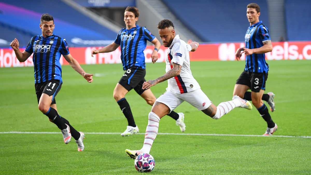 Champions League Betting Odds Picks Tuesday August 18 Paris Saint Germain Vs Rb Leipzig The Action Network