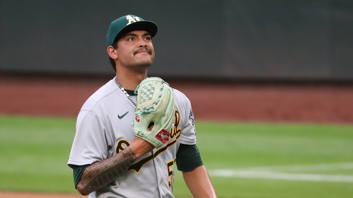 MLB Odds, Picks & Predictions: Diamondbacks vs. Athletics (Thursday, Aug. 20) article feature image