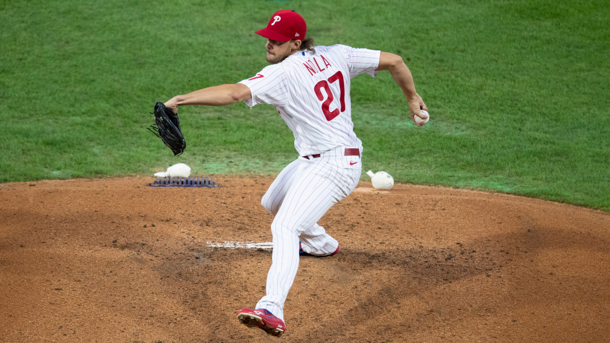 Wednesday MLB Odds, Picks & Predictions: Phillies vs. Nationals Betting Preview (Aug. 26) article feature image