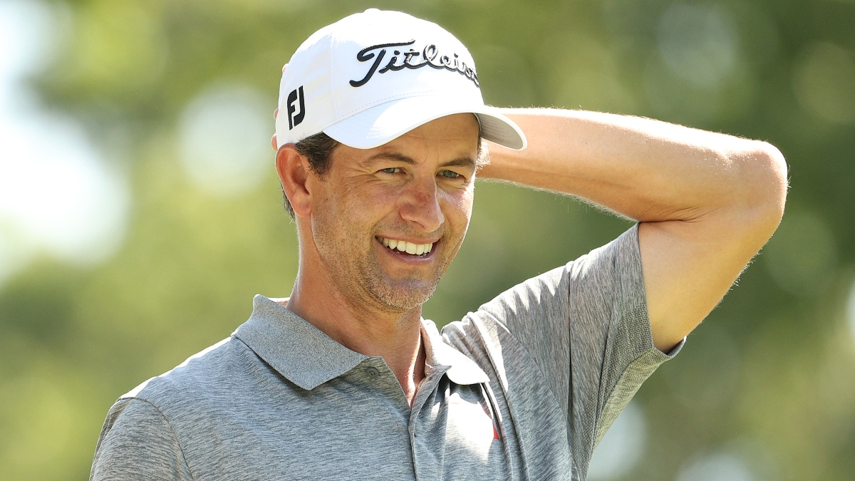 PGA Matchup Bets: Adam Scott over Paul Casey, More for the 2020 BMW Championship article feature image