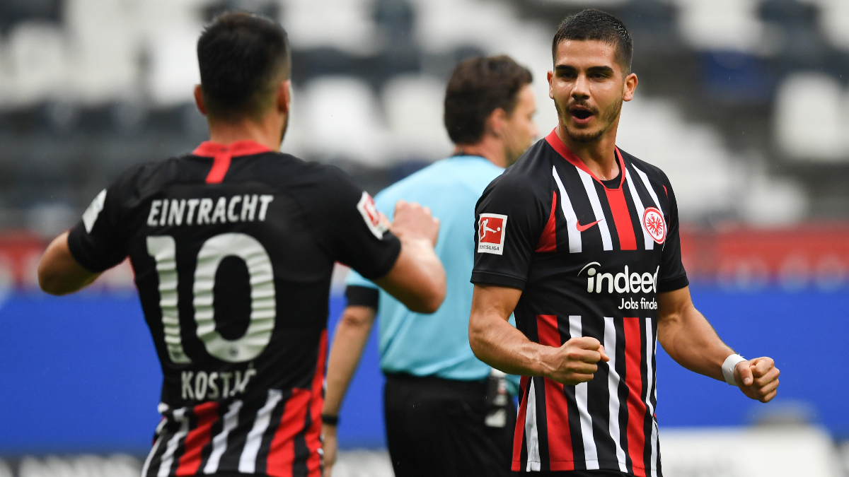 Europa League Odds, Picks and Predictions: Basel vs. Frankfurt (Thursday, August 6) article feature image