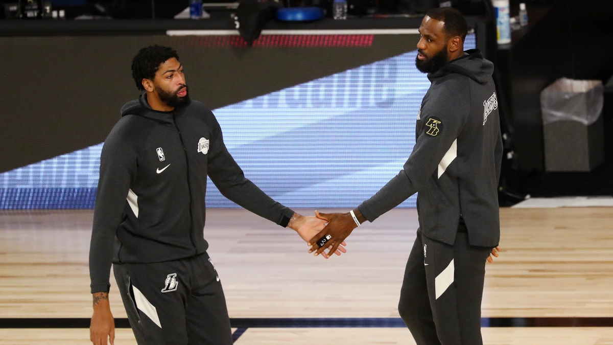 Nuggets vs. Lakers Betting Odds & Pick: Will Los Angeles be Motivated to Win? article feature image