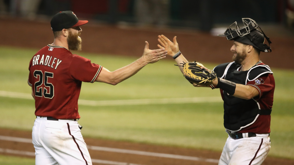 Monday MLB Picks (Aug. 17): Our Favorite Bets for Rockies vs. Astros, A's vs. Diamondbacks, More article feature image