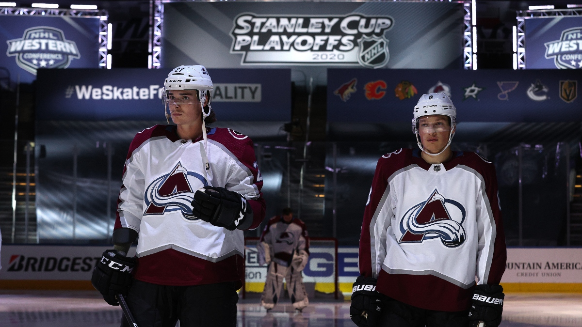 3 NHL Picks For Wednesday's Stanley Cup Playoff Games article feature image