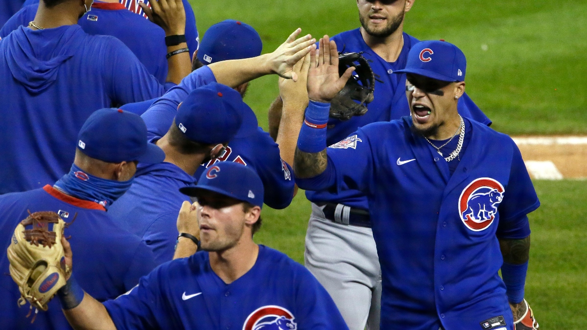 Cubs vs. Reds Odds, Picks & Promotions: Win $50 if Cubs Score at Least 1 Run! article feature image