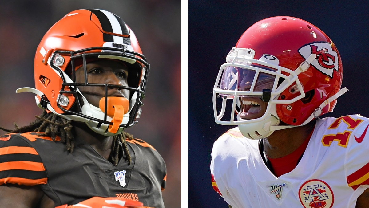 Our Experts' Favorite Best Ball Targets For 2020 Fantasy Football Drafts article feature image