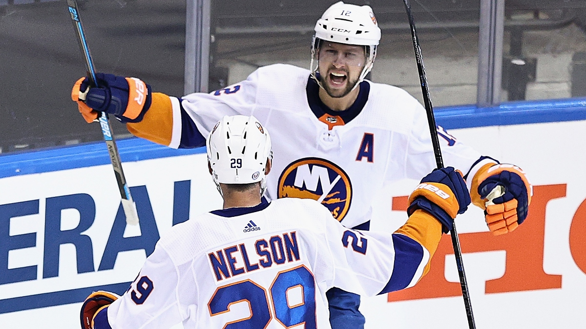 NHL Betting Picks: Our 4 Favorite Bets for Friday's Stanley Cup Playoff Games (August 14) article feature image