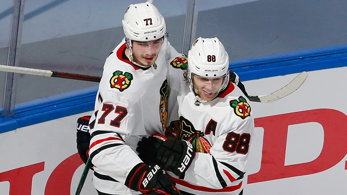 NHL Odds, Betting Predictions: 4 Picks for Saturday's Stanley Cup Playoff Games (August 15) article feature image