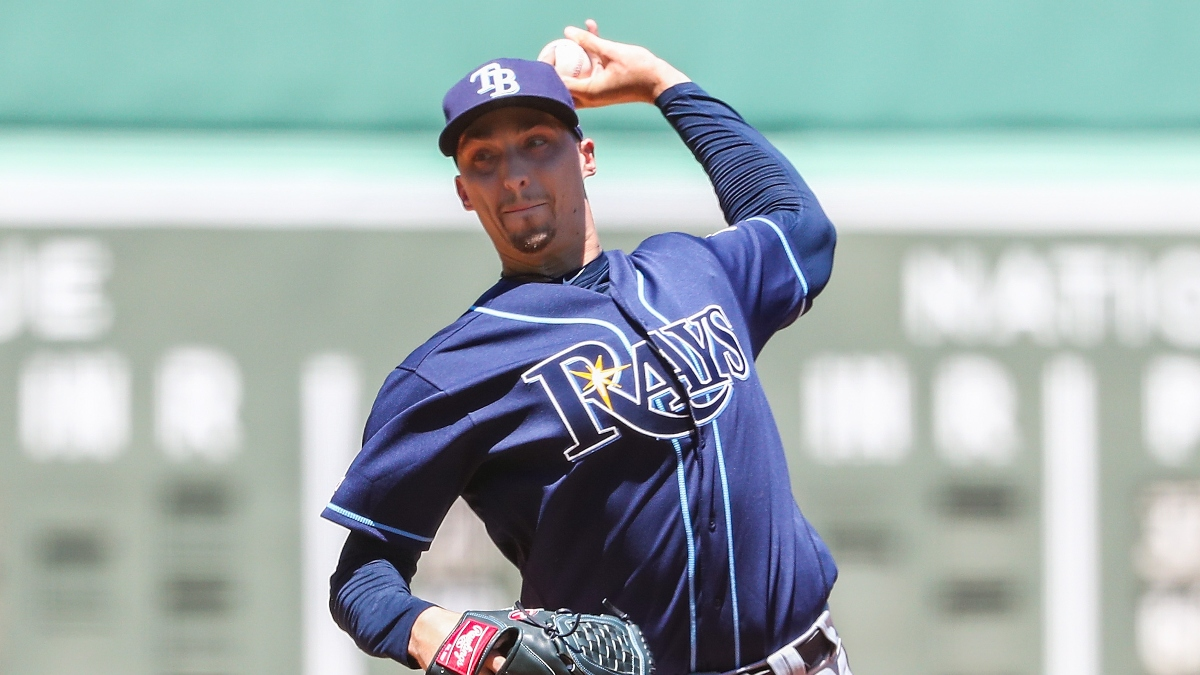 MLB Odds, Picks & Predictions: Rays vs. Mets (Tuesday, Sept. 22) article feature image