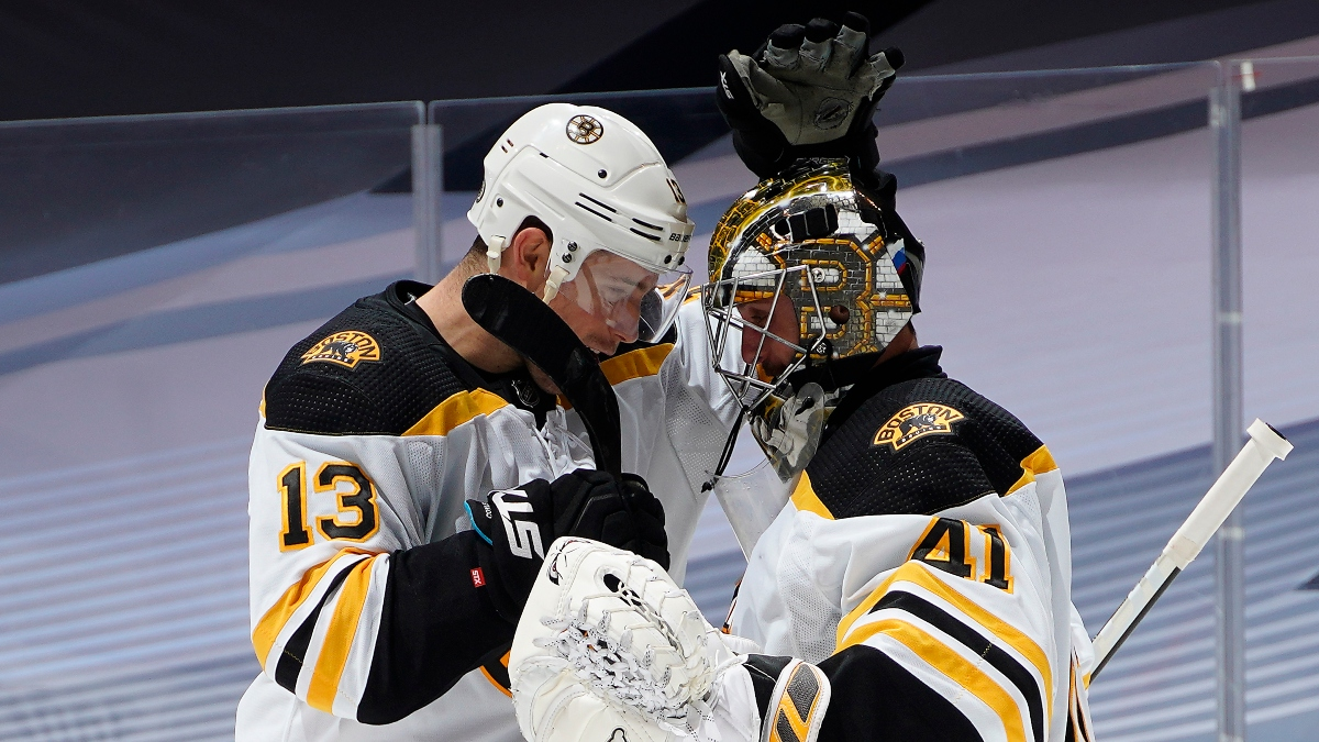 Hurricanes vs. Bruins Game 4 Odds & Pick (Monday, Aug. 17): Don't Get Cute; Bet Boston to Win article feature image