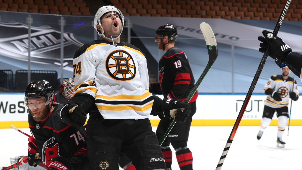 Bruins vs. Hurricanes Odds & Pick: Carolina's Price Is Finally Right For Game 5 article feature image