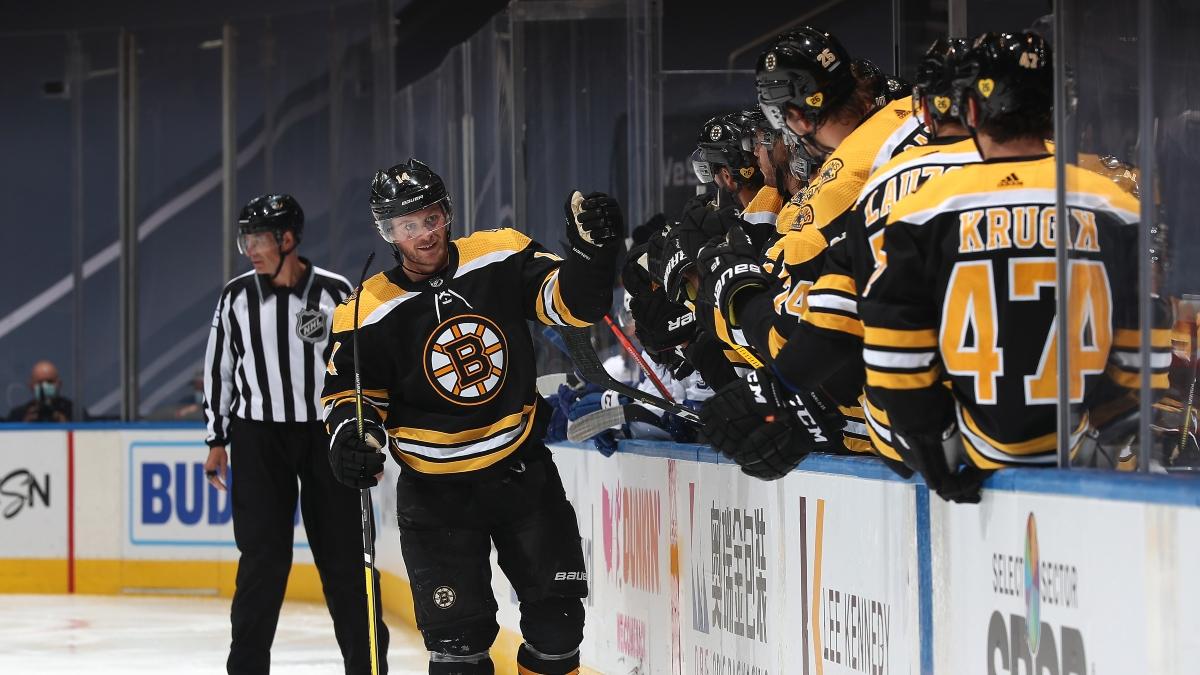 Bruins vs. Capitals Odds & Pick: Will Boston Finally Break Its Bubble Slump? article feature image