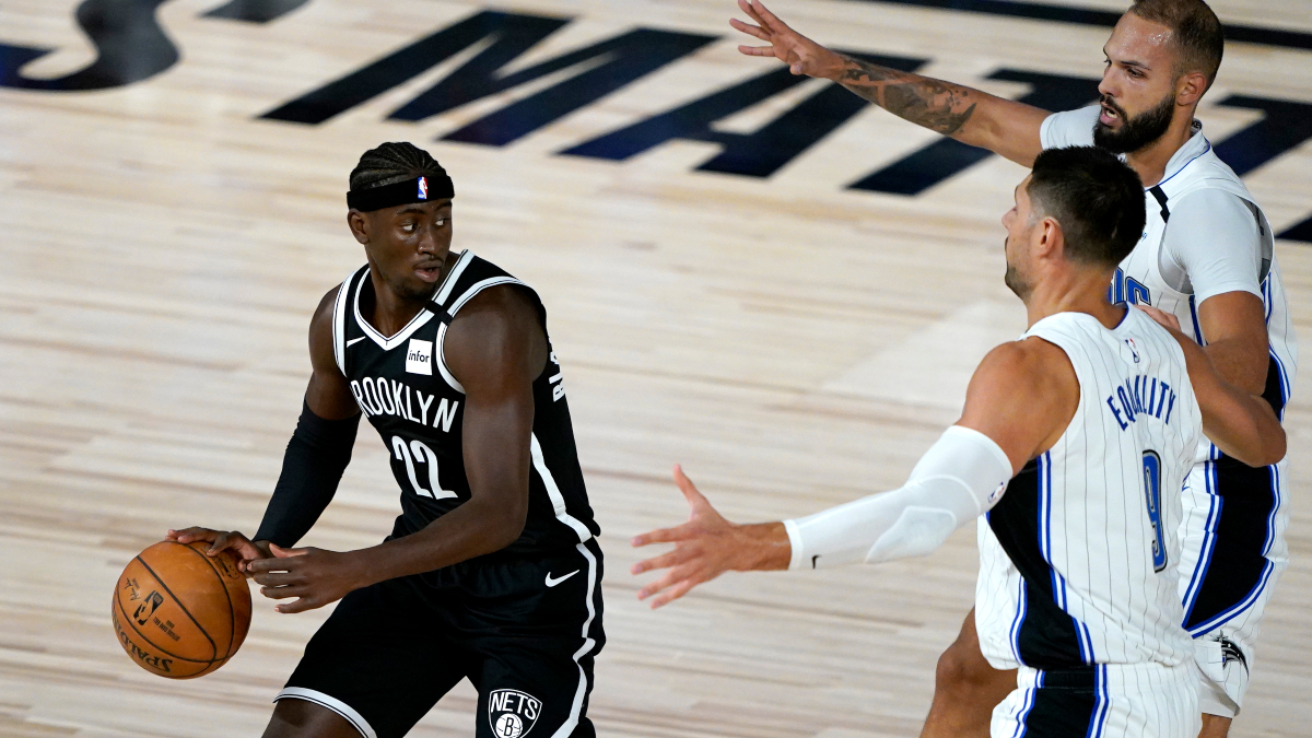 NBA Betting Odds, Picks and Predictions: Nets vs. Magic (Tuesday, August 11) article feature image