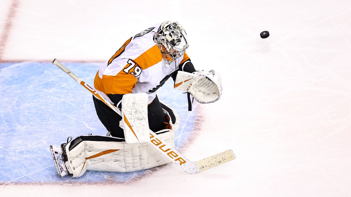 NHL Betting Odds, Picks & Predictions (Tuesday, Aug. 18): Canadiens vs. Flyers Game 4 Preview article feature image