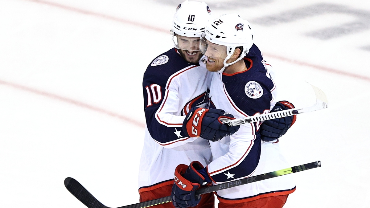 NHL Odds, Picks & Predictions (Saturday, August 15): Tampa Bay Lightning vs. Columbus Blue Jackets Game 3 article feature image