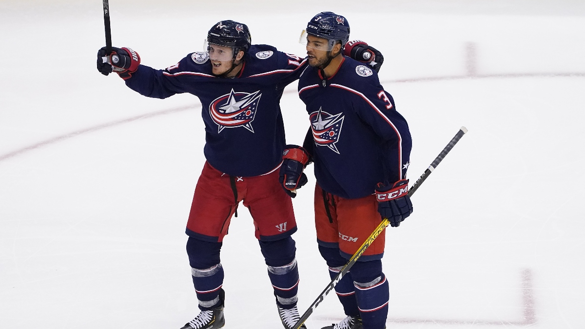 Friday NHL Picks: How To Bet All Six Elimination Games article feature image