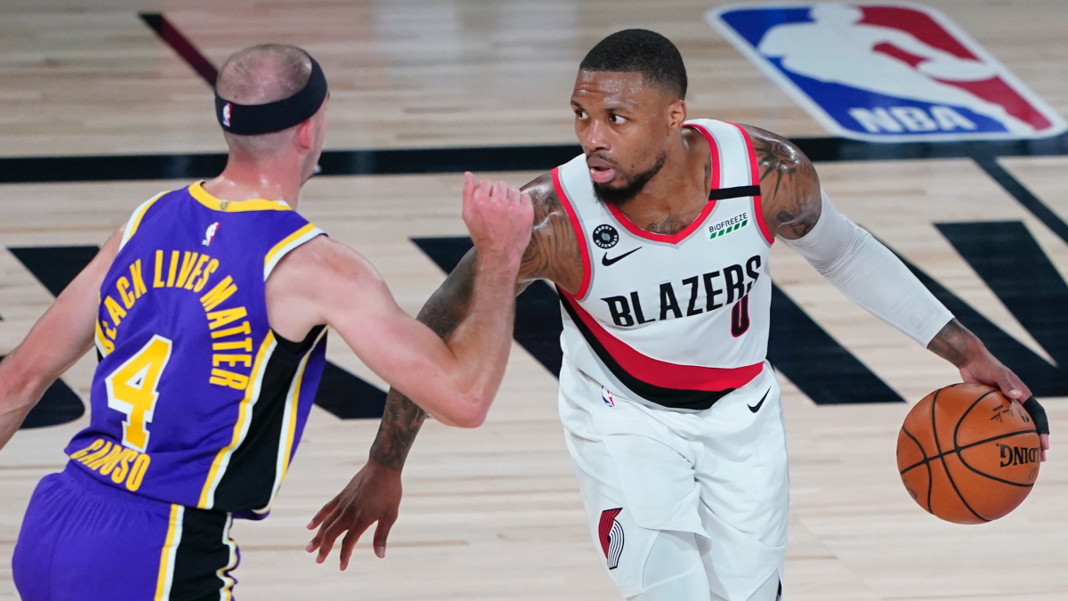 Moore's Monday Angles: Lakers' Defense is Holding, Magic Have Pride, Pacers Feeling the Bubble Effect article feature image