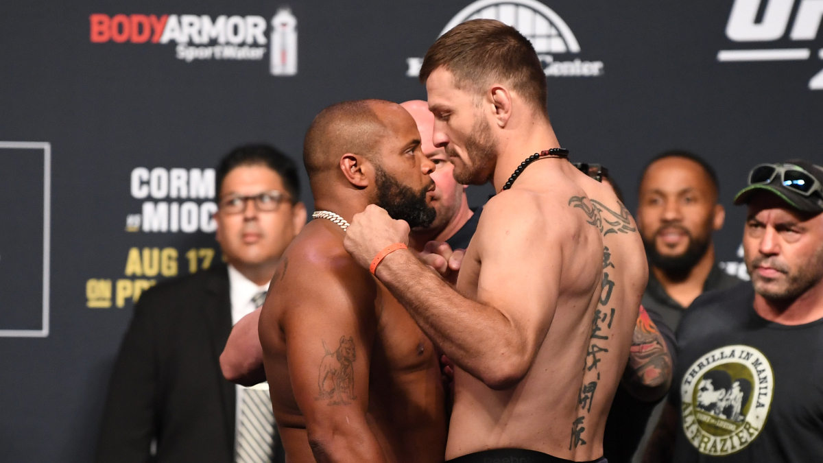 Updated UFC 252 Betting Odds: Where to Bet and Watch Miocic vs. Cormier 3 article feature image