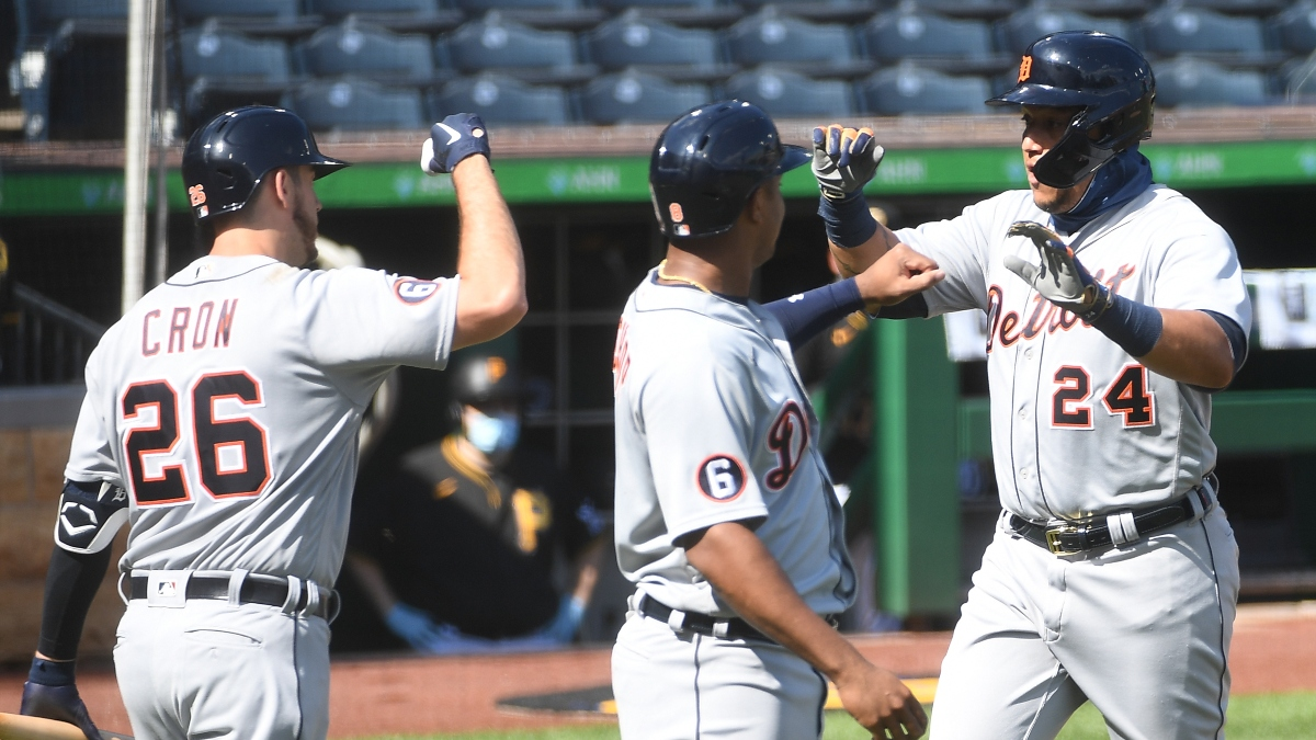 MLB Odds, Picks & Predictions: Detroit Tigers vs. Pittsburgh Pirates (Sunday, August 9) article feature image