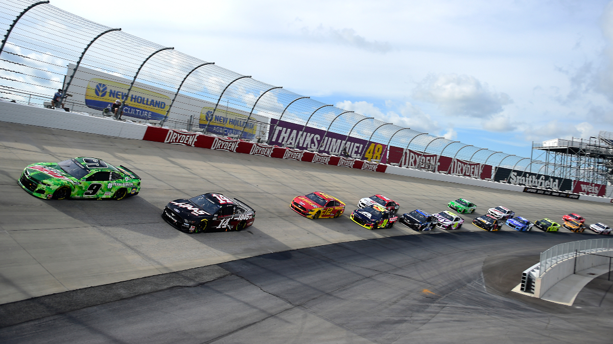 NASCAR at Dover Odds & Picks: Best Prop Bets for Sunday's Drydene 311 (August 23) article feature image