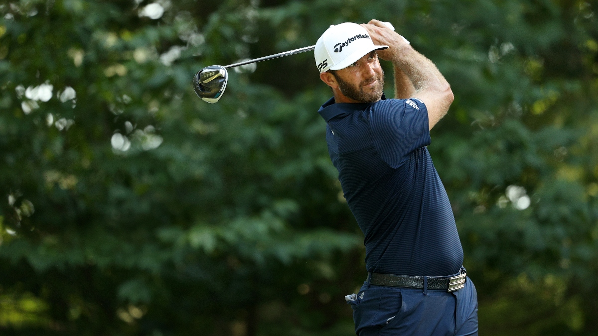 2020 BMW Championship Odds: Dustin Johnson the Betting Favorite at Olympia Fields article feature image