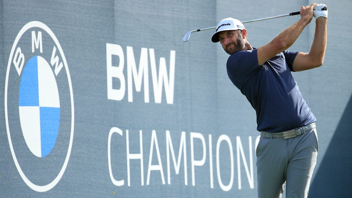 Sobel: Analyzing Dustin Johnson, Hideki Matsuyama and the Rest of the BMW Championship Contenders article feature image