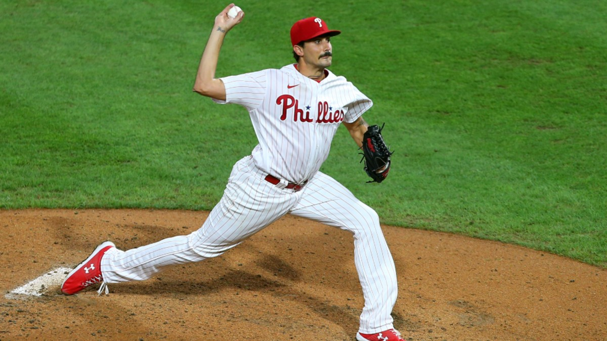 Tuesday MLB Odds & Betting Picks: Philadelphia Phillies vs. Boston Red Sox (August 18) article feature image