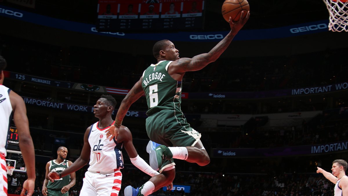 Bucks vs. Wizards Betting Odds & Pick (Tuesday, August 11): Bank on a Shootout article feature image