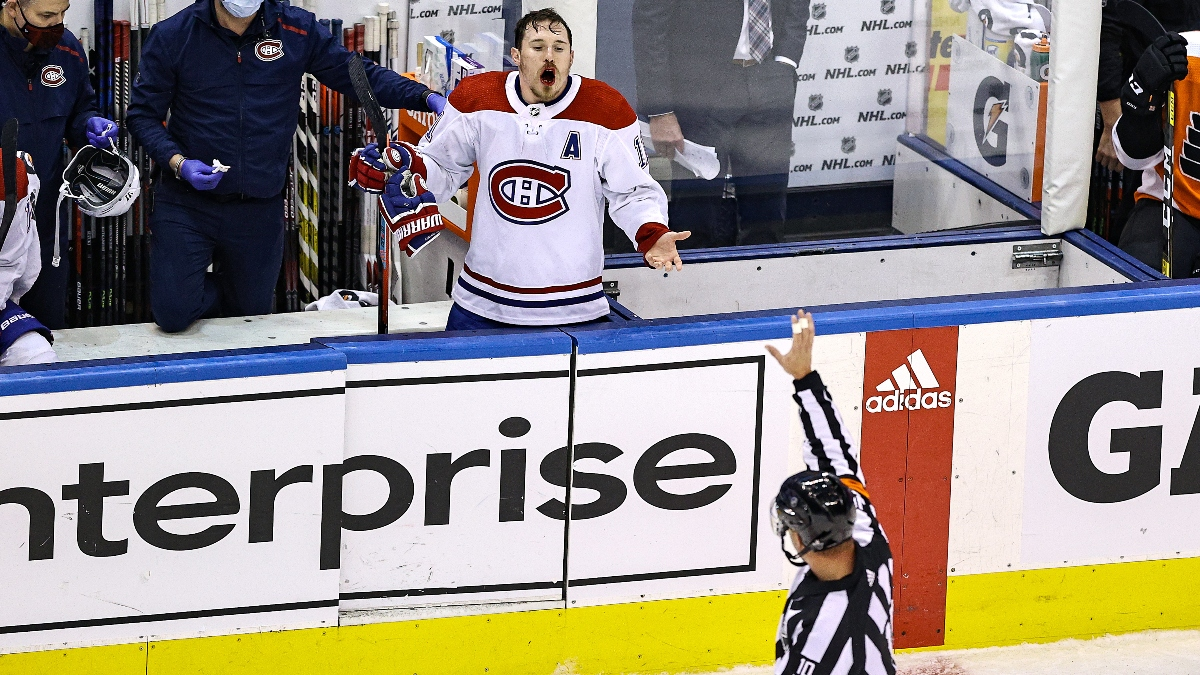 Montreal Canadiens vs. Philadelphia Flyers Game 6 Odds, Picks and Predictions (Friday, August 21) article feature image