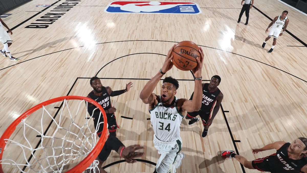 NBA Playoffs Series Odds & Round 2 Schedule: Milwaukee ...
