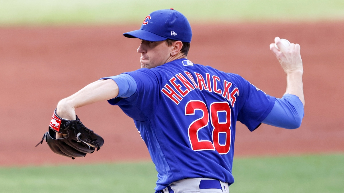 MLB Betting Odds, Line Movement, Sharp Action: Cubs vs. Reds (Friday, Aug. 28) article feature image