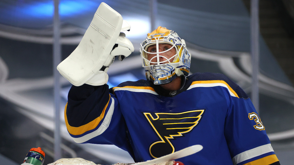 NHL Odds, Picks and Predictions: Vancouver Canucks vs. St. Louis Blues Game 5 (Wednesday, Aug. 19) article feature image