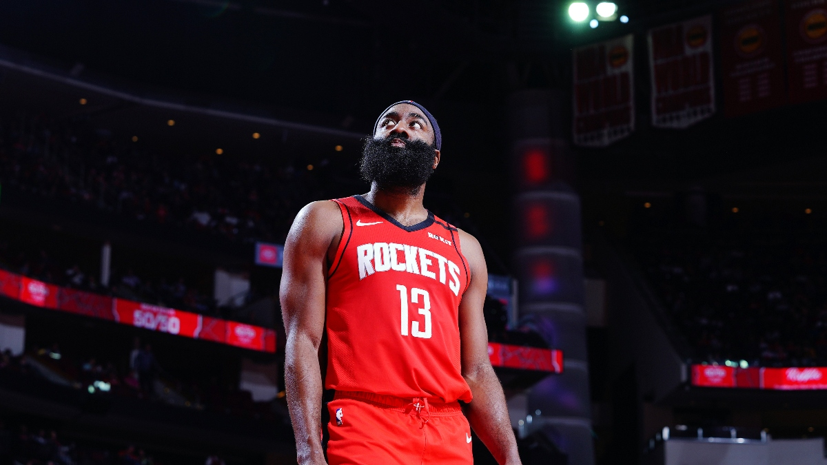 NBA Playoffs Series Odds: Rockets vs. Thunder Round 1 Schedule article feature image