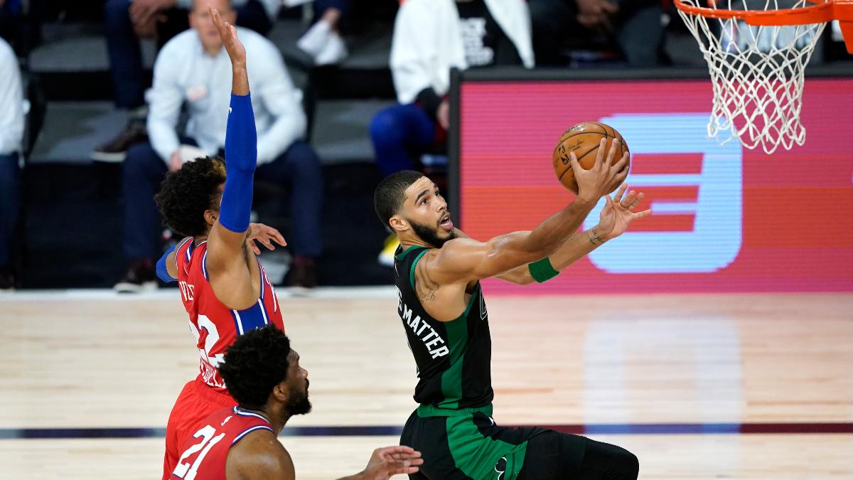 76ers vs. Celtics Odds & Pick: Back Jayson Tatum & Co. In Game 2 article feature image