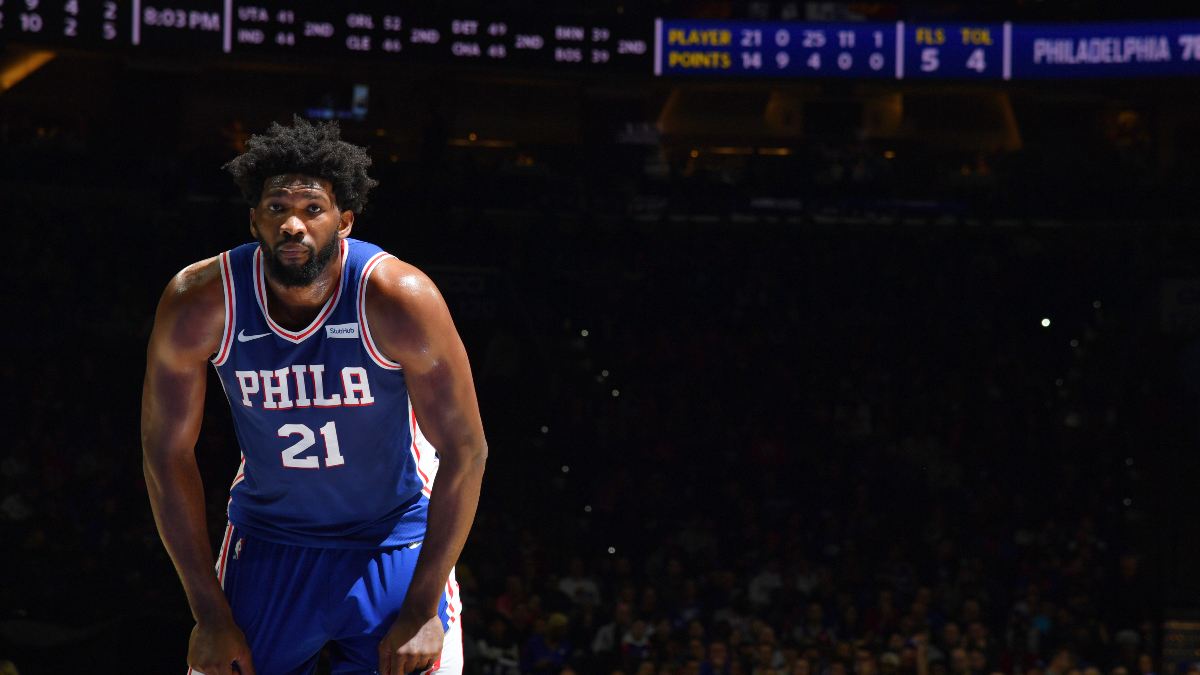 NBA Player Prop Bets and Picks: Finding Value On Joel Embiid and Luka Doncic (Friday, Aug. 21) article feature image