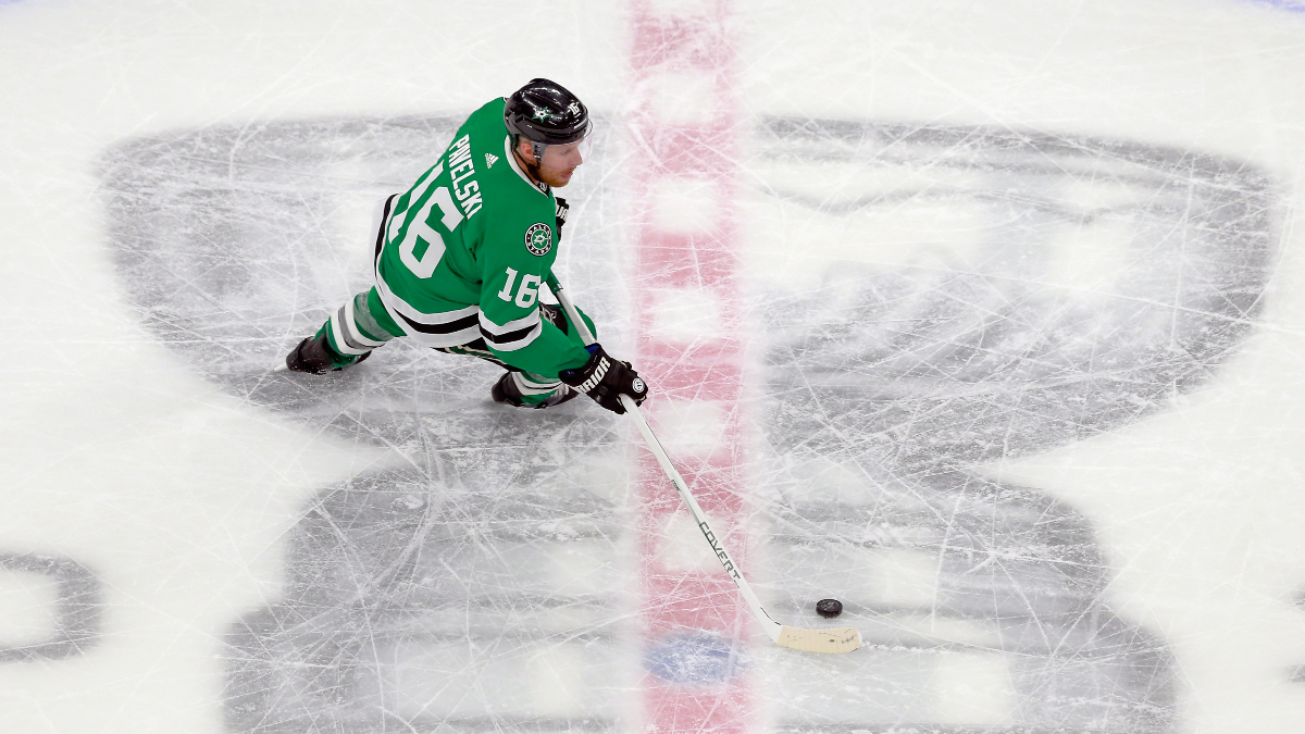 NHL Betting Picks: Our Best Bets for Tuesday's Round 1 Games (August 11) article feature image