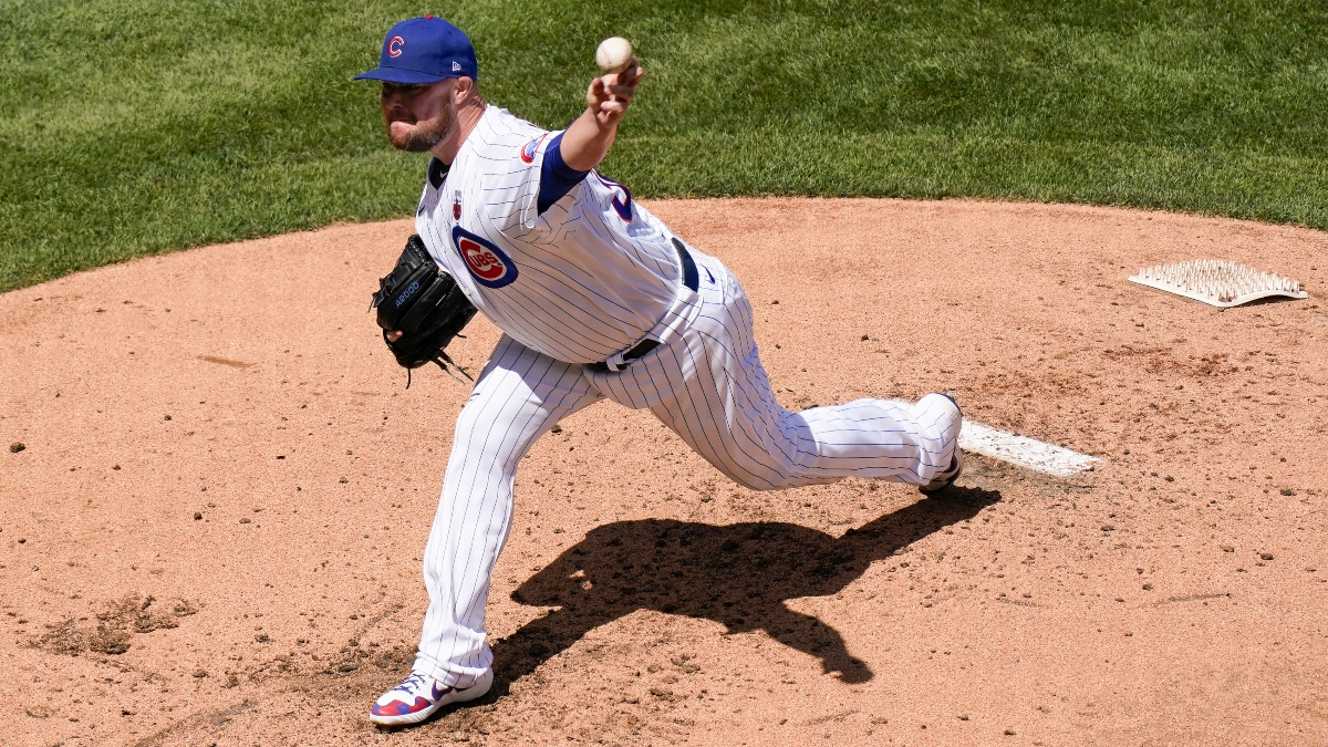 Wednesday MLB Sharp Betting Pick: Cubs vs. Tigers (August 26) article feature image