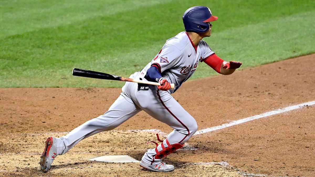 Saturday MLB Picks: Our Favorite Bets for Red Sox vs. Yankees, Nationals vs. Orioles, More article feature image