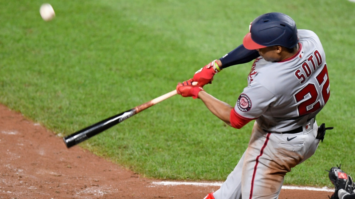 MLB Odds, Picks & Predictions: Phillies vs. Nationals (Thursday, August 27) article feature image